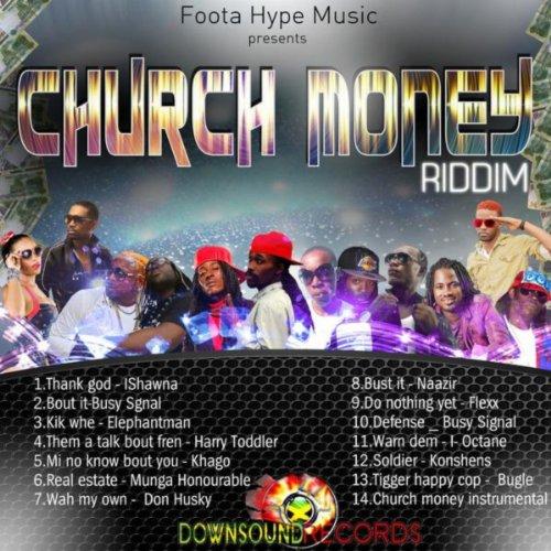Downsound Presents: Church Mon...