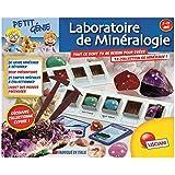 Lisciani - F49769 - Jeu Scientifique - Laboratoire De Minéralogie
