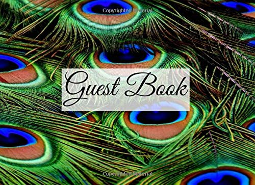 Guest Book: Vacation Home Guest Book - 150 Lined Pages - Paperback - 8.25 x 6 Inches (Holiday Home Guest Book, Band 25) -