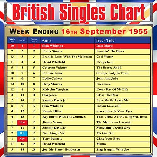 British Singles Chart - Week E...