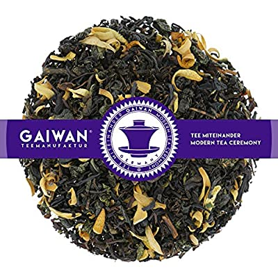 "N° 1417: Thé oolong ""Orange Blossom Special"" - feuilles de thé - GAIWAN® GERMANY - thé oolong de Chine, orange"