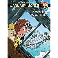 January Jones, Tome 6 : Le tombeau du zeppelin