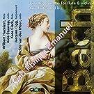 Bach: Five Flute Trio's
