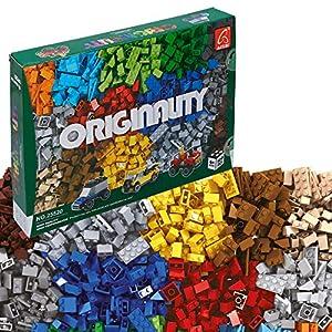 Ausini- Juego Construcción Originality, 300 Piezas (Colorbaby 44649)