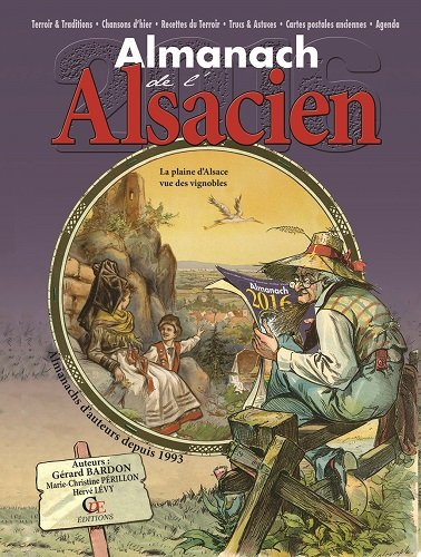 Almanach de l'Alsacien 2016