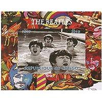 I Beatles francobolli - imperforato - per divertirsi in piscina - condizioni superbe e mai incernierate - 2013 / Congo / 750F