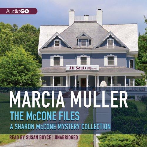 The McCone Files  Audiolibri