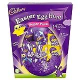 Cadbury Easter Egg Hunt Super Chocolate Pack, 343 g, Pack...