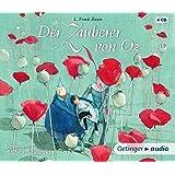 Der Zauberer von Oz (NA) (4 CD): Ungekürzte Lesung, ca. 256 min.