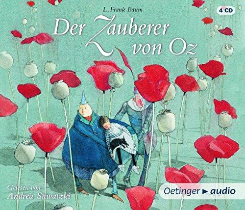 Der Zauberer von Oz (NA) (4 CD): Ungekürzte Lesung, ca. 256 (Der Zauberer Hund Von Oz)