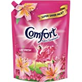 Comfort After Wash Fabric Conditioner (Fabric Softener) Pouch, For Softness, Shine And Long Lasting Freshness, 2 Ltr