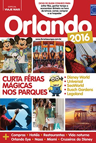 Guia Orlando 2016 (Portuguese Edition)