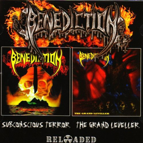Benediction: Subconscious Terror/the Grand Leveller (Audio CD)