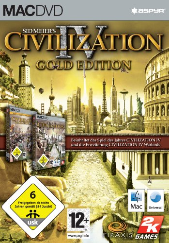 Civilization IV Gold Edition – [Mac]