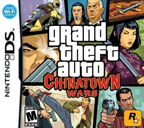 GRAND THEFT AUTO: CHINATOWN WARS NINTENDO DS GAME by Rockstar - Für Gta-spiele Ds