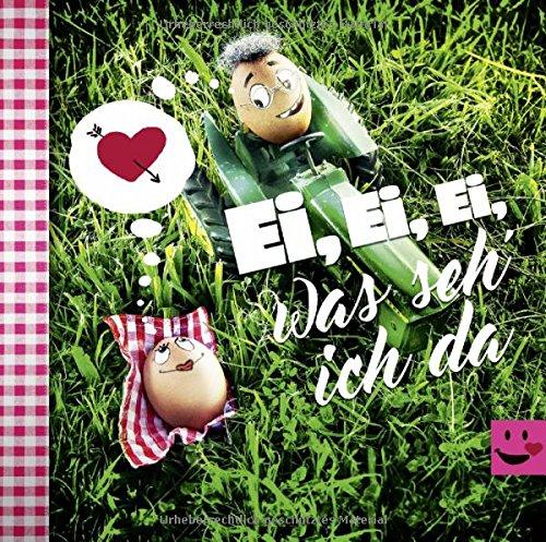 Buchseite und Rezensionen zu 'Ei, Ei, Ei, was seh ich da?: Happy Books' von Mathias Siebel