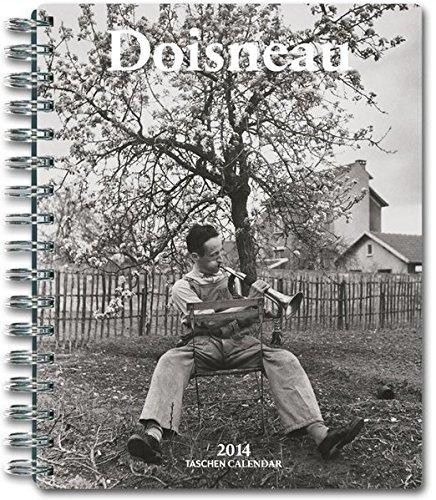 14 Doisneau, Paris (Taschen Spiral Diaries) por Collectif