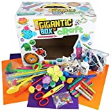 Grafix Gigantic Box of Craft - Más de 300 piezas