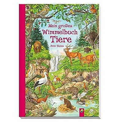 PDF] Mein großes Wimmelbuch Tiere KOSTENLOS HERUNTERLADEN - Das ...