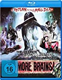 More Brains - A Return to the Living Dead [Blu-ray]