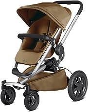 Quinny Buzz Xtra Kombi-Kinderwagen und Sportbuggy, ab der Geburt nutzbar mit Maxi-Cosi Babyschale, automatische sekundenschnelle Aufklappfunktion und robuste Reifen für jedes Gelände