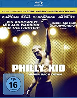The Philly Kid: Never Back Down [Blu-ray]