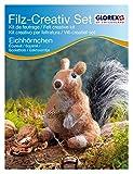 Filz 62905916 - Creativ-Set, Eichhörnchen