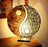 Tischleuchte Yin & Yang / Naturelights Tischleuchten