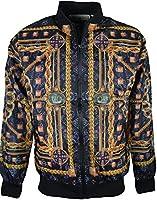 Mens Designer Summer Light Wight Zipper Jacket Hip Hop Long Sleeve Top