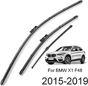 Si adatta BMW X1 F48 BOSCH AEROTWIN PLUS PARABREZZA SPAZZOLE ANTERIORE