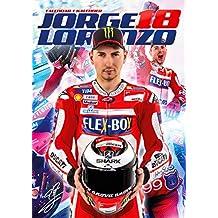 Jorge Lorenzo 2018 Calendar