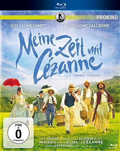 Bild von Meine Zeit mit Cezanne - Limitierte Sonderedition [Blu-ray]