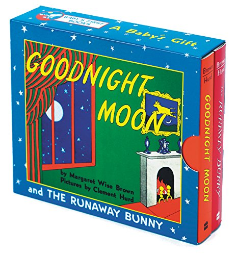 A Baby's Gift: Goodnight Moon and the Runaway Bunny por Margaret Wise Brown