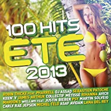 100 Hits Eté 2013
