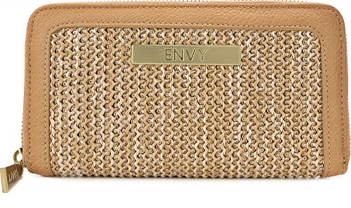 House of Envy House Of Envy Cupcake Purse La Straw Bei Greenposh, Borsa a spalla donna taglia unica Beige
