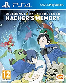 Digimon Story: Cyber Sleuth - Hacker's Memory (B074T3S3PW) | Amazon Products