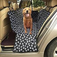 Ocamo Alfombra Impermeable para el Perro, montado en el vehículo, Alfombra de Mascotas Resistente a Las Manchas de Tela Oxford, cojín del Animal doméstico