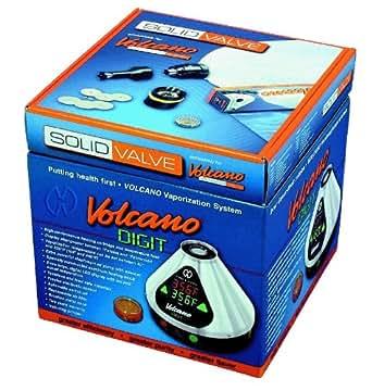 Storz & Bickel GmbH & Co. KG Volcano Digit Solid Valve Système de vaporisateur, générateur d'air chaud