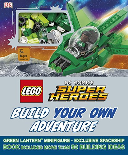Featuring an exclusive model, LEGO DC Comics Super Heroes: Build Your Own Adventure inspires kids to build, play, and learn all about the awesome world of LEGO DC Comics Super Heroes. An inspirational building book, LEGO DC Comics Super Heroes: Build...