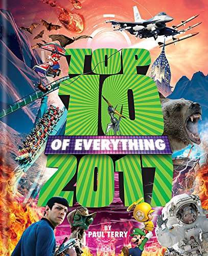 Top 10 of Everything 2017 por Paul Terry