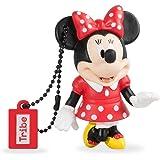 USB Stick 32 GB Minnie Mouse - Speicherstick Memory Stick 2.0 Original Disney Frozen, Tribe FD019702