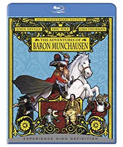 The Adventures of Baron Munchausen [Blu-ray] [1989] [US Import] [Region A]