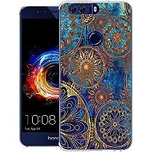 Huawei Honor 8 Pro/Honor V9 Custodia Cover, FoneExpert® Silicone Caso Molle di TPU Sottile Anti Scivolo Case Posteriore Della Copertura Per Huawei Honor 8 Pro/Honor V9