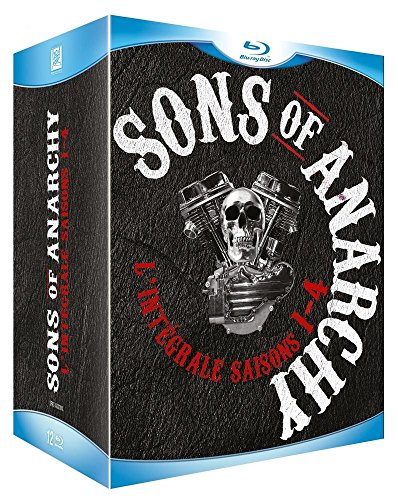 Sons of Anarchy - L'intégrale des saisons 1 à 4 [Blu-ray]