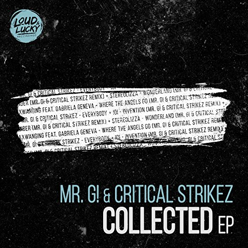 Axwanging feat. Gabriela Geneva - Where The Angels Go (Mr. G! & Critical Strikez Remix)