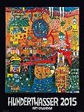 Hundertwasser Großer Art Calendar 2015 (Deutsche Version): Der Klassiker