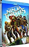 TEENAGE MUTANT NINJA TURTLES (2014) 3D+2D STEELBOOK Blu-Ray (mit deutschem Ton) NEU&OVP