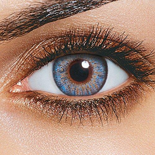 FreshLook One Day Blue Tageslinsen weich, 10 Stück / BC 8.6 mm / DIA 13.8 / 0 Dioptrien