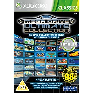 SEGA Mega Drive Ultimate Collection – Classics (Xbox 360)