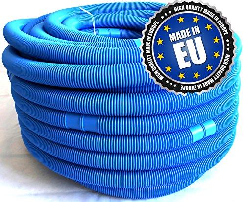 Booteundmeer - Hiver Cagnotte, Natation, Tube, Bleu 38 Mm, Longueur 50 Mètres, Divisé Tous Les 150 Cm,
